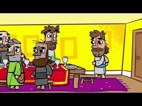 """Videoclip """"Promises- Jesus beruft Matthäus"""""""