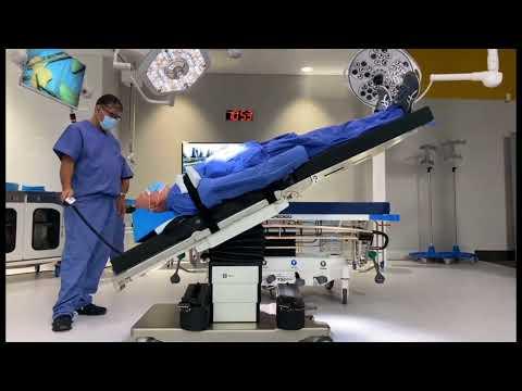 AirFRAME Safe Patient Handling Demonstration