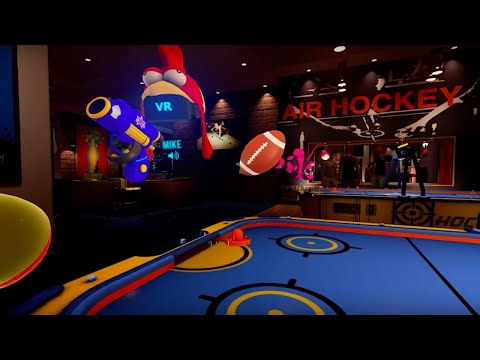 Sports Bar VR Official 2.0 Gameplay Trailer