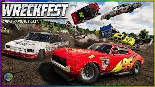 THE FINAL BATTLE [+ENCORE]   Wreckfest   NASCAR Legends