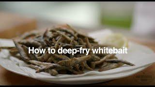 Deep Fried Whitebait Recipe | Good Housekeeping UK