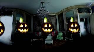 Dancing Pumpkins Halloween 360 3DVR