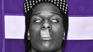A$AP Rocky - Purple Swag EXTENDED MEGAMIX