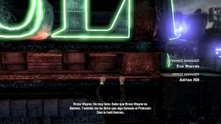 preview picture of video 'Batman Arkham City - Gameplay Walkthrough - Parte 1 Español HD'