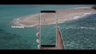 Смартфон Bluboo S8 3/32Gb золотой от компании 1CLICK  Электроника из Китая и США - видео