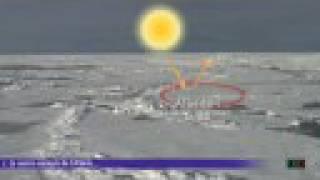 Documentaire sur une expédition polaire : le réchauffement climatique, enjeux économiques et scientifiques