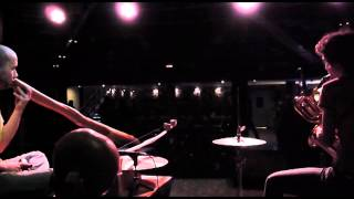 Video Duo Deshi live Dresden disco in Brezno, Bombura 2014