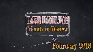 Month in Review: February 2018