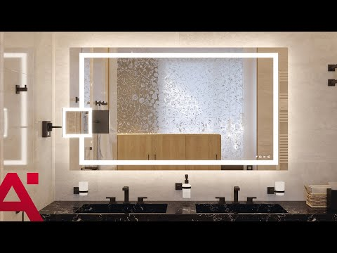 Der Häfele Badspiegel (DE)