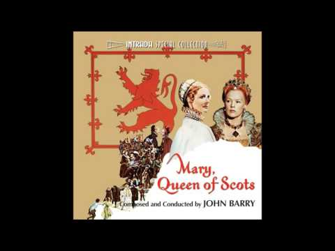 John Barry: Mary Queen of Scots 08. Journey To England