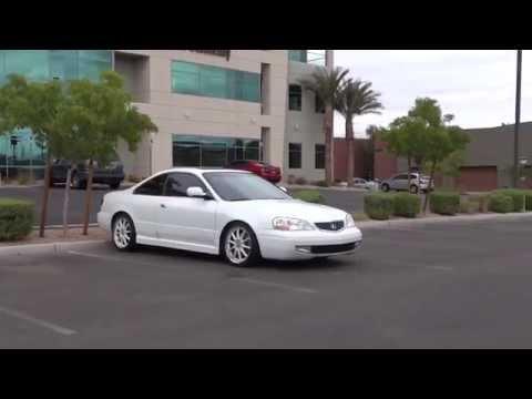 2002 Acura CL-S Type S w/ Rims Walkaround