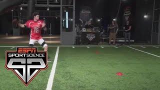USC QB Sam Darnold's Next Level Skills Make Him A Heisman Favorite | Sport Science | ESPN