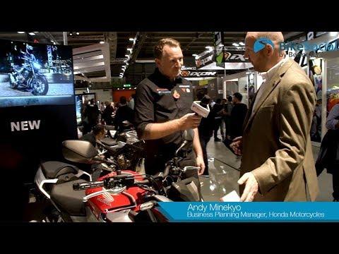 2019 Honda details | CB650R, CBR650R, CB500X, CBR500R, CB500F | EICMA
