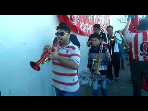 """""""La 61 presente"""" Barra: Los Capangas • Club: Instituto"""