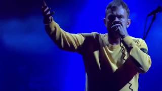 "Gorillaz ""Tranz"" LIVE at Rock Am Ring 2018"