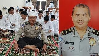 Iptu Auzar Sempat Kirim Pesan Mengharukan ke Wakapolri Sebelum Tewas Diserang Teroris di Polda Riau