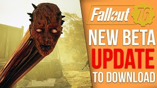 Fallout 76 News - 40 GB BETA Update, Final BETA Days, Bethesda Responds to Some Fan Concerns