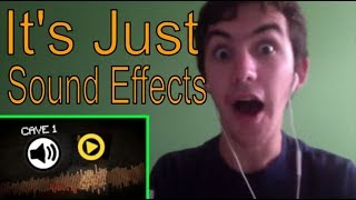 """""""It's Just Sound Effects"""" Reacting To Game Theory: The Mystery Of Minecraft's Haunted Discs"""