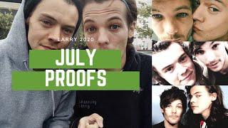 Larry Stylinson - Proof    July 2020 (English)