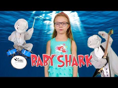 Baby Shark (metal cover by Leo Moracchioli)