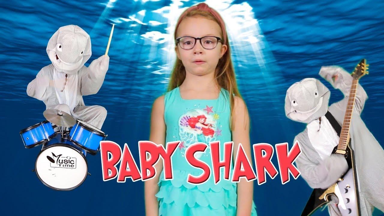 Frogleap Baby Shark Video
