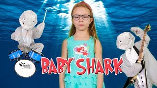 Baby Shark (metal cover by Leo Moracchioli)