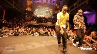 Judge Battle U-Kay vs Jimmy; HipHop Summer Dance Forever 2013