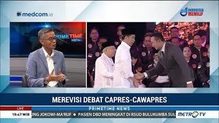 Download Video Merevisi Debat Capres-Cawapres 2019 MP3 3GP MP4