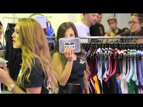 The Kickz Stand Sneaker Swap & Meet | Leo Chano Media
