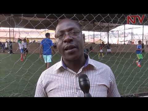Draws held for Futsal Uganda Cup