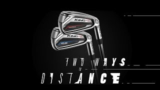 KING F9 Irons Tech Video