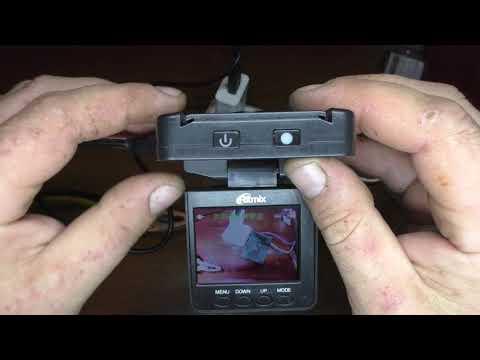 Мелкий ремонт видеорегистратора