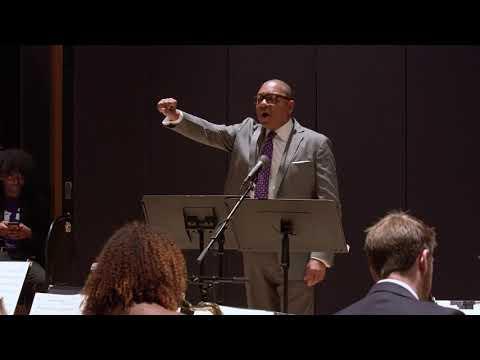 Essentially Ellington 25th Anniversary: Kinda Dukish Rockin Rehearsal Notes