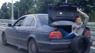 Авто Приколы Юмор подборка Июнь 2015 #2
