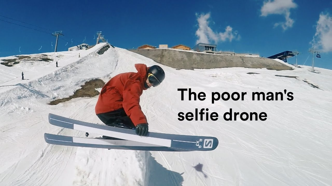 Can't Afford A Drone? Just Throw Your GoPro