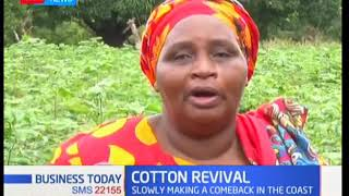Efforts being made to spread the gospel of cotton at the Coast