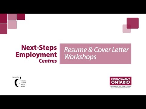 Client Testimonial Resume  Cover Letter Workshops @ Next-Steps