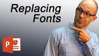 PowerPoint Change Fonts All Slides (Step-by-Step Tutorial)