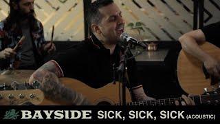 Bayside - Sick Sick Sick (Live Video)