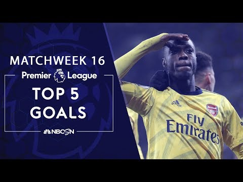 Premier League Matchweek 16: Goals of the week | NBC Sports