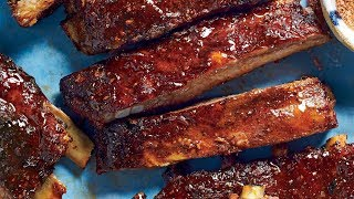 Deep South Barbecue Ribs | Southern Living