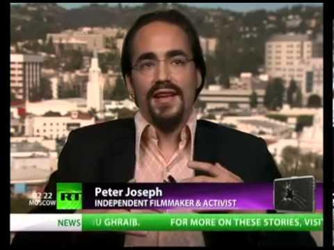 """""""Zeitgeist Revolution"""" Breaking the Set Interview about The Zeitgeist Movement"""