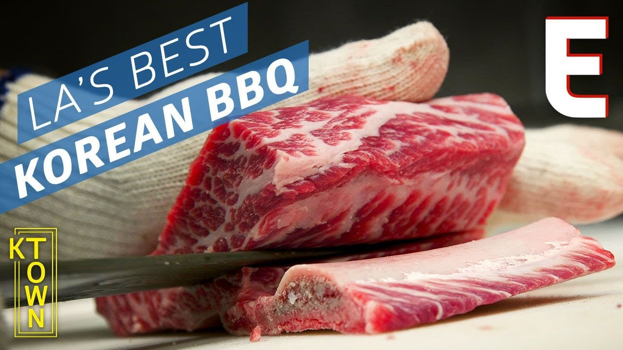 Is This the Best Korean Barbecue in All of LA? — K-Town thumbnail
