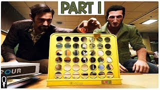 #TheEscapeBros PRISON BREAK GAME - A WAY OUT [CO-OP] - Part 1 - Gameplay Lets Play Walkthrough