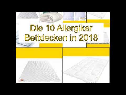 Top 10 die besten Allergiker Bettdecken in 2018
