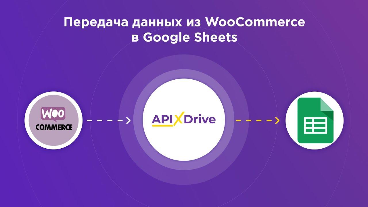 Как настроить выгрузку данных из WooCommerce в Google Sheets?