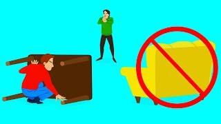 8 tricków tajnych agentów, które pomogą wyjść z opałów