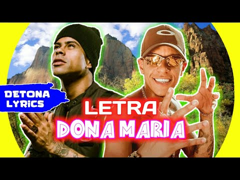 MC Paulin da Capital e MC Neguinho do Kaxeta - Dona Maria (Letra Oficial)