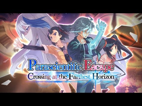 3DS eShop Game Parascientific Escape - Crossing at the Farthest Horizon Game Intro thumbnail