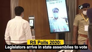 RS Polls 2020: Legislators arrive in state assemblies to vote - Download this Video in MP3, M4A, WEBM, MP4, 3GP